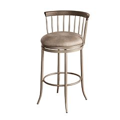 Hillsdale Furniture Cortez Swivel Bar Stool