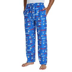 Men's New York Rangers Midfield Lounge Pants