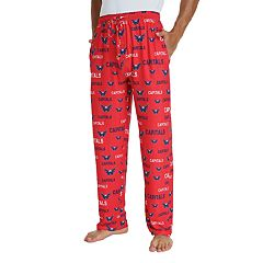 Men's Washington Capitals Midfield Lounge Pants