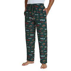 Men's Minnesota Wild Midfield Lounge Pants