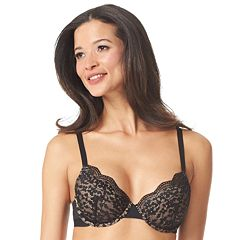 Women's Warner's Lace Escape Underwire Contour Bra RF3341A