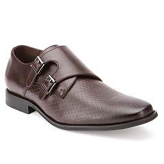 Xray Barbaro Men's Monk Strap Dress Shoes