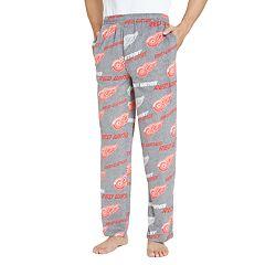 Men's Detroit Red Wings Achieve Fleece Pants