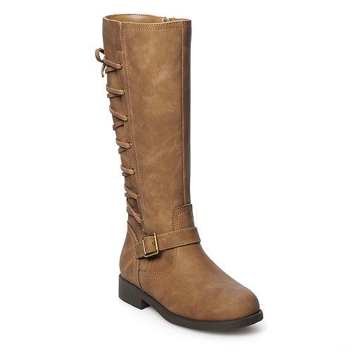 SO® Kimberly Girls' Knee High Boots