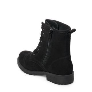 SO® Jamee Girls' Combat Boots