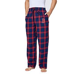 Men's Boston Red Sox Homestretch Flannel Pant