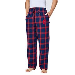 Men's Cleveland Indians Homestretch Flannel Pant