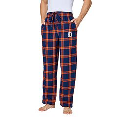 Men's Detroit Tigers Homestretch Flannel Pant