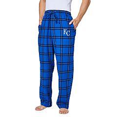 Men's Kansas City Royals Homestretch Flannel Pant