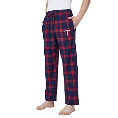 Men's Minnesota Twins Homestretch Flannel Pant