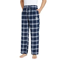 Men's New York Yankees Homestretch Flannel Pant