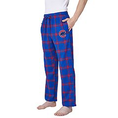 Men's Chicago Cubs Homestretch Flannel Pant
