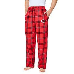 Men's Cincinnati Reds Homestretch Flannel Pant