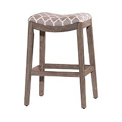 Hillsdale Furniture Sorella Backless Saddle Seat Bar Stool