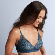 Women's Warner's Lace Escape Wire-Free Contour Bra RO3301A