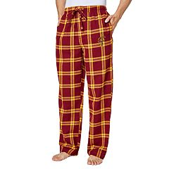 Men's Cleveland Cavaliers Homestretch Flannel Lounge Pants
