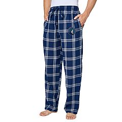 Men's Minnesota Timberwolves Homestretch Flannel Lounge Pants