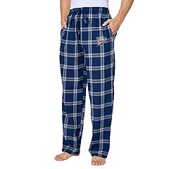 Men's Oklahoma City Thunder Homestretch Flannel Lounge Pants