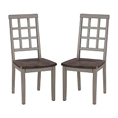 Hillsdale Furniture Garden Park 2-pack Dining Chairs