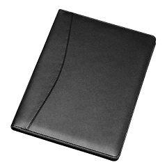 Natico 9.75' x 12.5' Black Portfolio