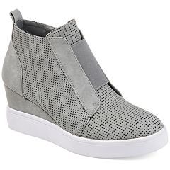 Journee Collection Journee Collection Clara Women's Wedge Sneakers