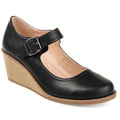 Journee Collection Journee Collection Radia Women's Mary Jane Wedges