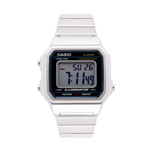 Casio Men's Classic Stainless Steel Digital Watch   B650 Wd 1 Acf by Kohl's