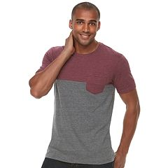 Men's SONOMA Goods for Life™ Double-Knit Colorblock Tee