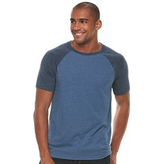 Men's SONOMA Goods for Life™ Double-Knit Raglan Tee