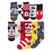 Disney?s Mickey Mouse 90th Anniversary Women's 12 Days Of Socks Advent Calendar Set