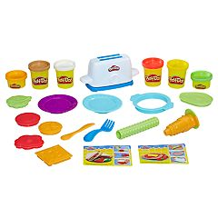 Play-Doh Kitchen Creations Toaster Creations by Hasbro
