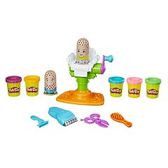 Play-Doh Buzz 'n Cut Barber Shop Set by Hasbro