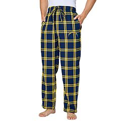 Men's Los AngelesChargers Home Stretch Flannel Pajama Pants