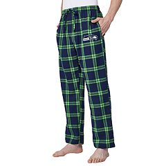 Men's Seattle Seahawks Home Stretch Flannel Pajama Pants