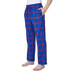 Men's Buffalo Bills Home Stretch Flannel Pajama Pants