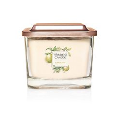 Yankee Candle Elevation Collection Citrus Grove Medium Square Candle