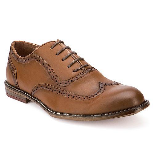 b4a156a574e Xray Cabaletta Men s Wingtip Dress Shoes