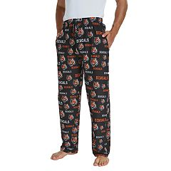 Men's Cincinnati Bengals Midfield Pajama Pants