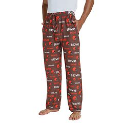 Men's Cleveland Browns Midfield Pajama Pants