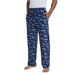 Men's Tennessee Titans Midfield Pajama Pants