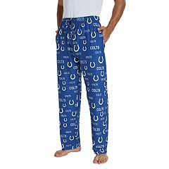 Men's Indianapolis Colts Midfield Pajama Pants