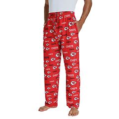 Men's Kansas City Chiefs Midfield Pajama Pants