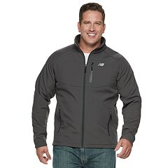Big & Tall New Balance Softshell Jacket