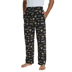 Men's New Orleans Saints Midfield Pajama Pants