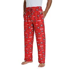 Men's San Francisco 49ers Midfield Pajama Pants