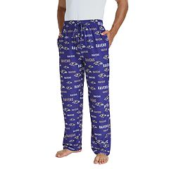 Men's Baltimore Ravens Midfield Pajama Pants