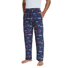 Men's Houston Texans Midfield Pajama Pants