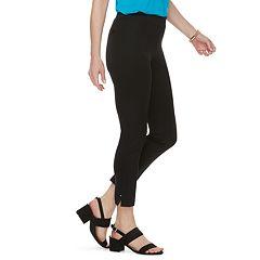 Women's Dana Buchman Rivet Pull-On Ankle Pants