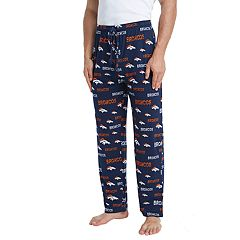 Men's Denver Broncos Midfield Pajama Pants