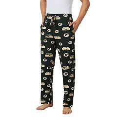 Men's Green Bay Packers Midfield Pajama Pants